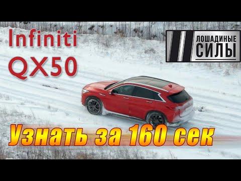 Infiniti QX50 II поколение Кросовер
