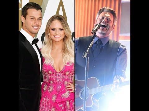 The Morning Rush - Miranda Lambert allegedly not impressed with Blake Shelton's performance.