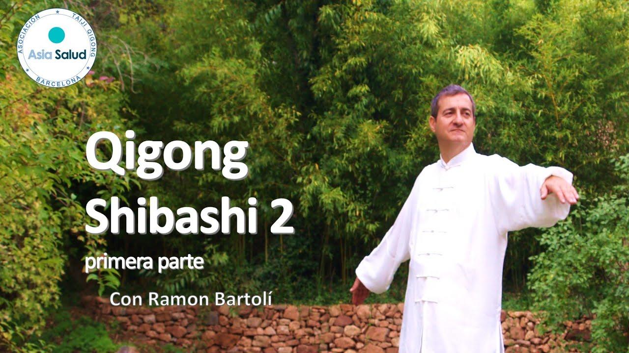 15 Práctica matinal de Qigong. Shibashi 2 Primera parte. Asia Salud