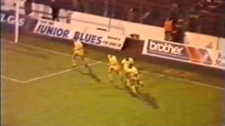 Manchester City v Crystal Palace  5/12/87