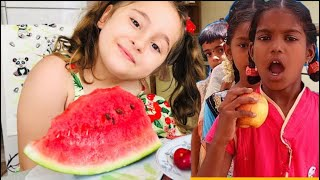 1st CLASS Unit5 FRUITS Watermelon, red red Watermelon rhyme by Aslı Yaren Class