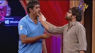 Jabardasth   Chalaki Chanti Performance on 13th June 2013