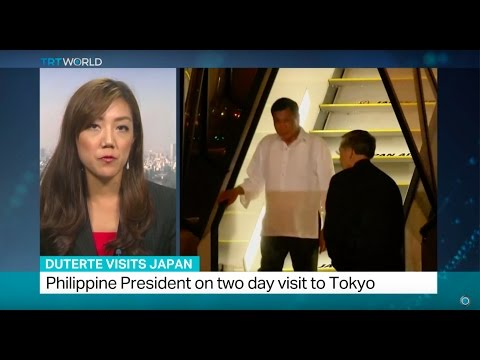 Duterte Visits Japan: Philippines leader to meet PM Shinzo Abe