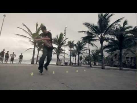 Roller Freestyle Argentina .  Paula Lema & Braian Legen Gonzalez