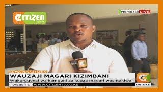 KRA imewakamata wakurugenzi wawili wa kampuni ya kuuza magari mjini Mombasa