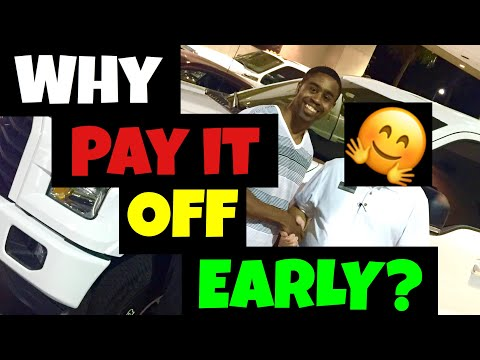 Should I Pay Off My Car Loan Early? Pro's & Con's