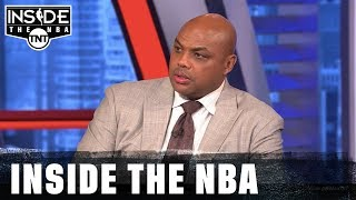 Celtics Continue to Roll With New Lineup   Inside the NBA