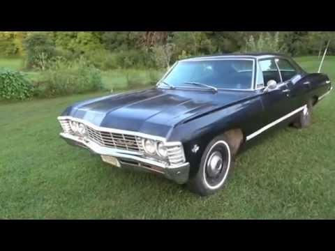 1967 impala supernatural 4 dr hardtop black 67 chevy impala 4 door sport sedan for sale. Black Bedroom Furniture Sets. Home Design Ideas