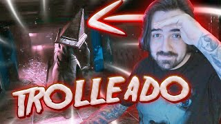 Esta Es La REACCION De PYRAMID HEAD Despues De BAILARLE / Loopearle | Dead By Daylight NEW DLC