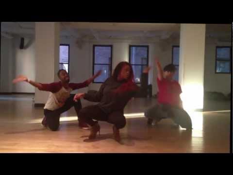 Sponsor Choreography | Jared Jenkins