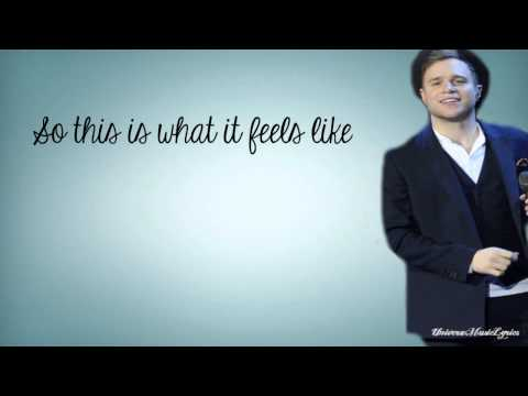 Right Place Right Time Olly Murs Lyrics  HD