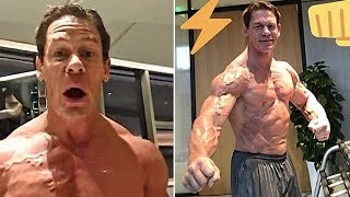 John Cena Shows Off His Shocking Transformation After Breaking Up With Nikki Bella