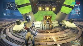 Warframe Mission - Cervantes - Sabotage