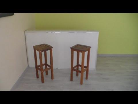 construisez vous meme un bar doovi. Black Bedroom Furniture Sets. Home Design Ideas