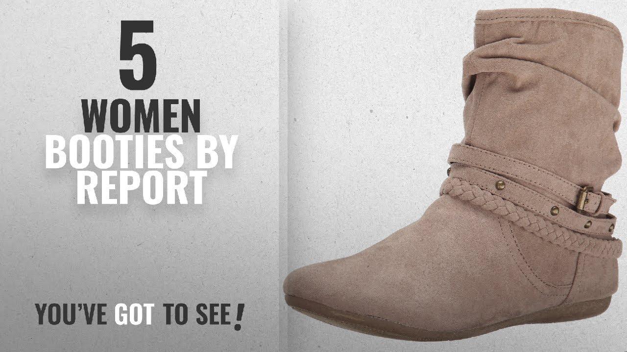 911b4abe88 Top 10 Report Women Booties  2018   Report Women s Elson Boot