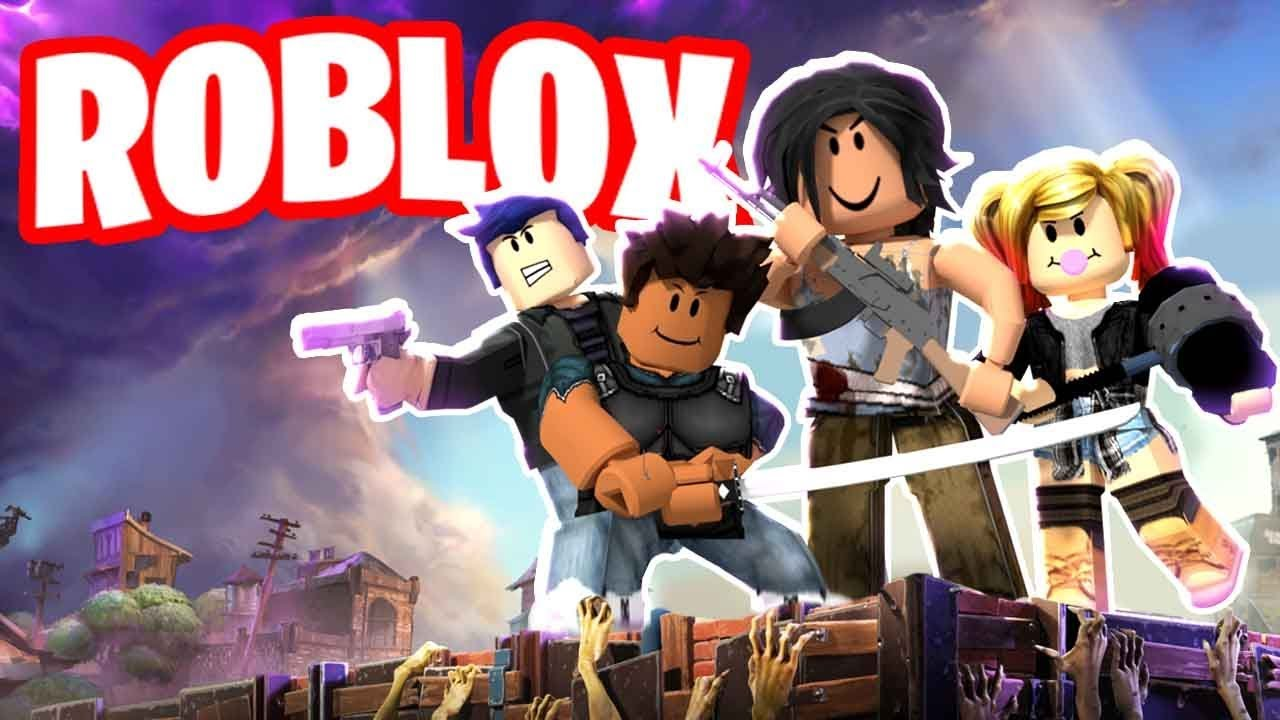 FORTNITE IN ROBLOX?! | Island Royale! - YouTube