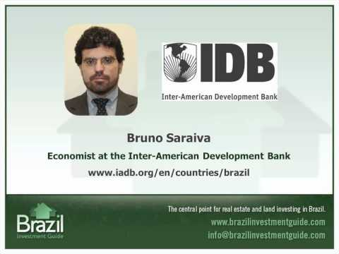Interview with Bruno Saraiva of the Inter-American Development Bank - Part 2