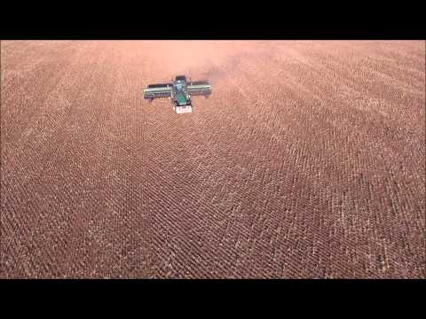 Planting Wheat on the South Plains (Jason Aldean: Amarillo Sky)