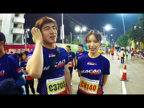 Macao International Marathon 2017 : Team Thailand