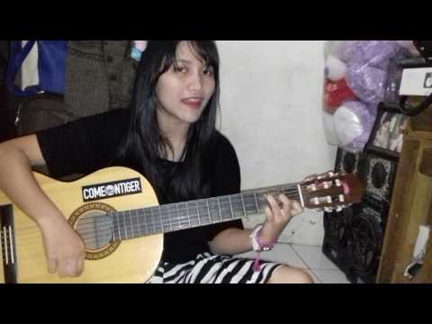 Letter for me - forever with you ~ cover gitar