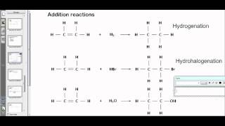 Organic chemistry for high school students - 7. Combustion and Addition Reactions