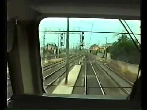 Cab ride: E652-116 da Priverno Fossanova a Roma Termini e ETR 450 da Firenze a Roma Termini