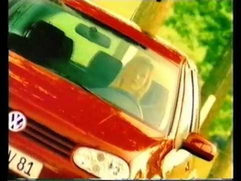 Volkswagen Golf ad 1998