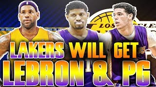 2018 LAKERS WILL BEAT THE WARRIORS! Here