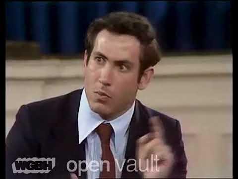 Young Benjamin Netanyahu on Palestine (1978)
