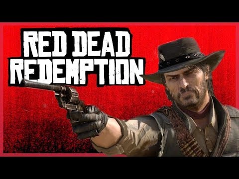 Red Dead Redemption PS3 Blind Playthrough - Getting Ready for Red Dead Redemption 2!   Part 2