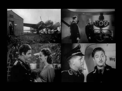 The Adventures of Tartu - A World War 2 Espionage Thriller (1945 - Restored)