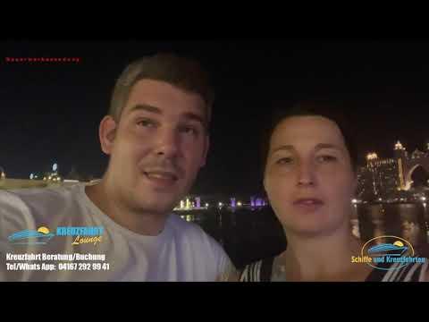 """Live: """"The Palm Fountain"""" in Dubai – größte Fontäne der Welt und Infos aus Dubaihausen!"""