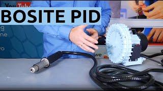 Video: Spawarka do tworzyw sztucznych Bosite-PID
