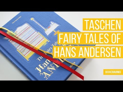 Taschen | The Fairy Tales of Hans Christian Andersen | BookCravings
