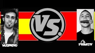 LA CUP | Musantro (ESP) VS Primitiv (BEL) | Quarter Final