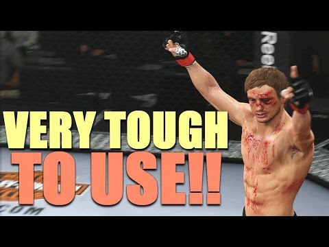 EA Sports UFC 2 Fighter Request #25 - Struggling With Brad Pickett