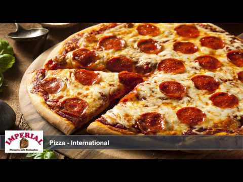 Imperial Pizza In Nürnberg / West   Pizza & International
