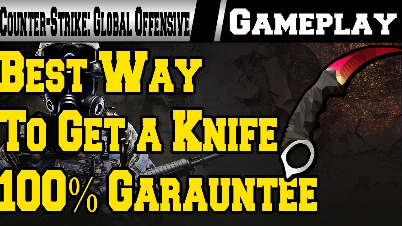 Cs Go Knife Chance