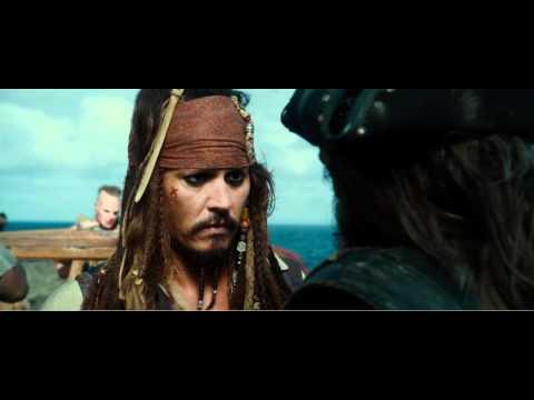 Pirati Dei Caraibi Oltre I Confini Del Mare Il Trailer