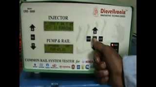 COMMON RAIL INJECTOR TESTER ( CRDI)