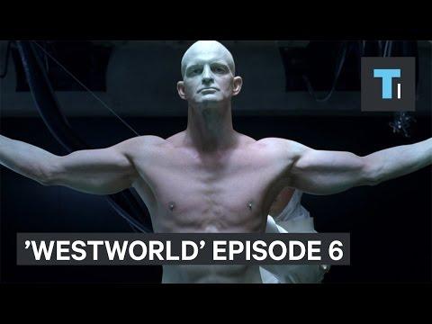 """11 details on episode 6 of """"Westworld"""""""