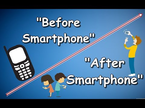 Life before and after smartphones | Funny Video | Indian Vine | MTI PRODUCTION