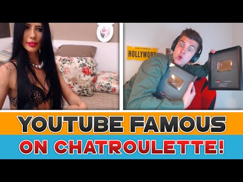 YOUTUBE FAMOUS ON CHAT ROULETTE