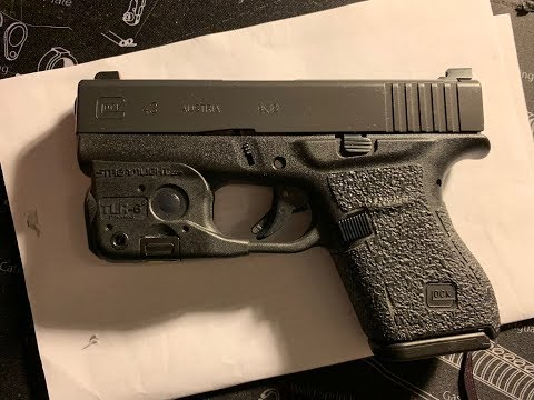 Disassembly, Reassembly, and Cleaning of Glock 43