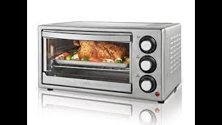 Top 7 Best Toaster Ovens Reviews 2018. Best Kitchen Electrical Equipment 2018