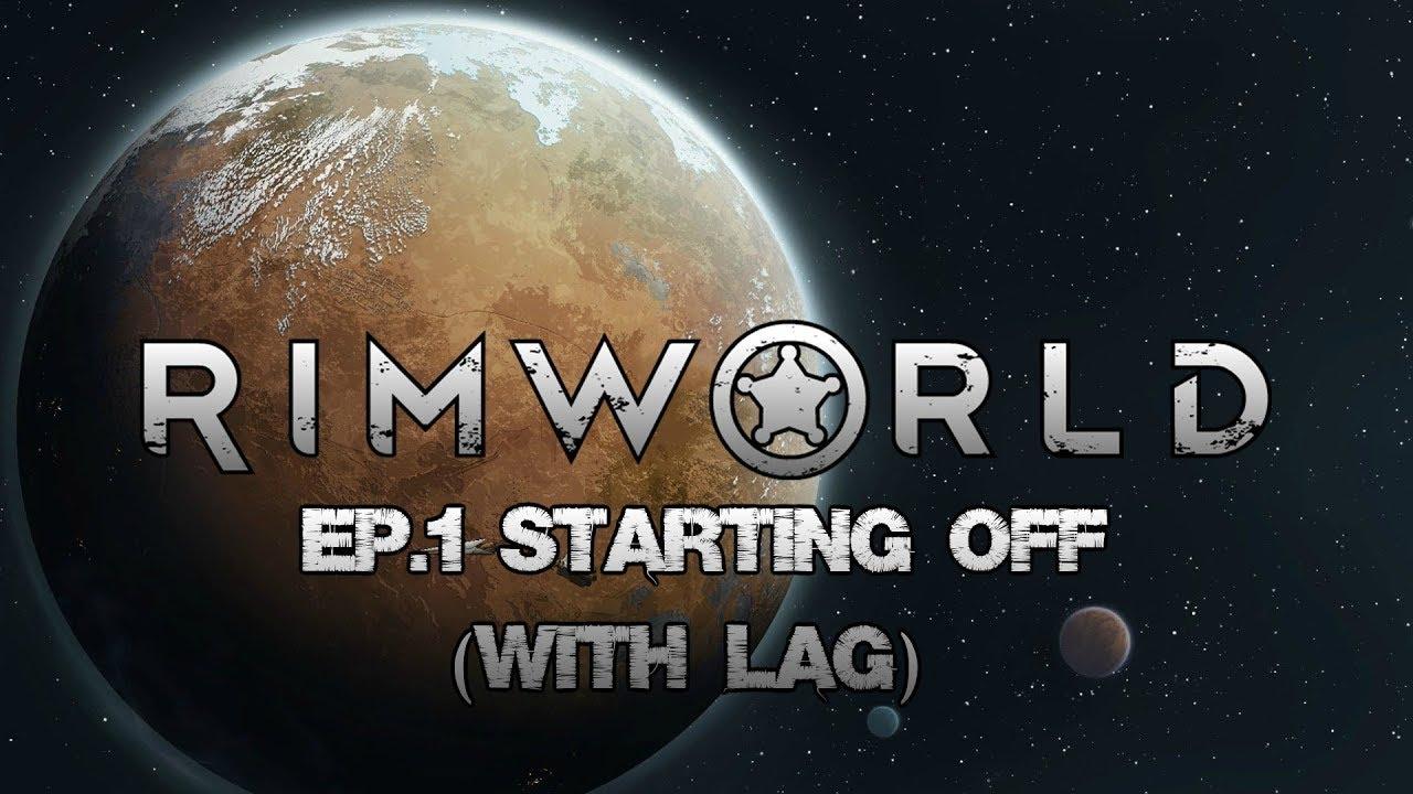 rimworld lag