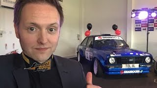 Motorsport News Rally Championship Host video blog - Paul Woodford