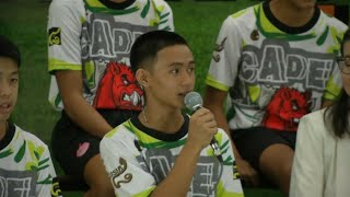Thai Cave Rescue: Soccer Player Recalls Moment The Team Was Found