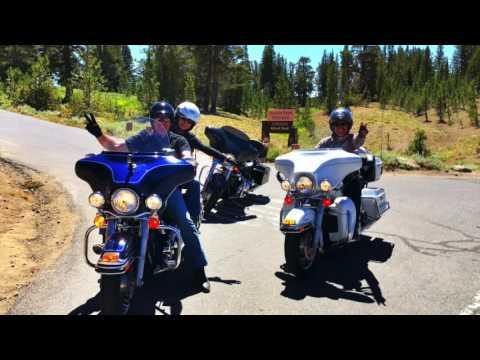 USA Harley road trip - Pacific Coast to Las Vegas