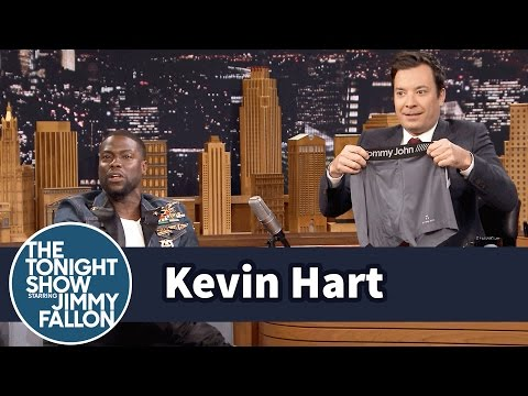 Thumbnail: Kevin Hart Talks Fitness and Underwear Pockets